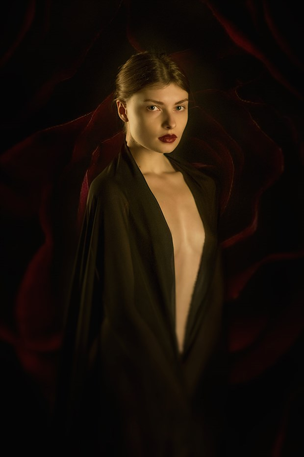 Portrait of a beauty Fantasy Photo by Photographer Ionel Onofras