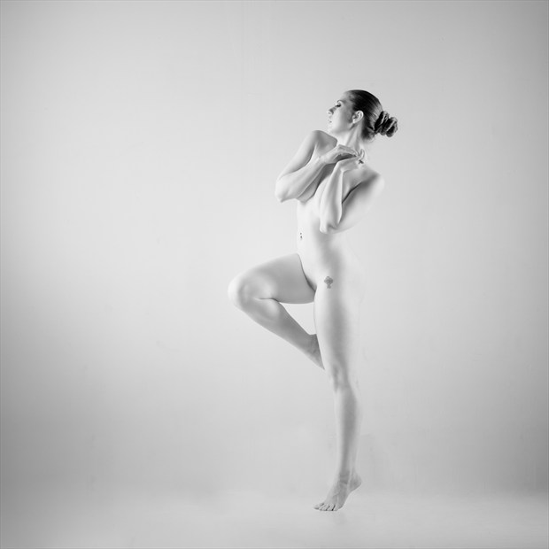 Pose Artistic Nude Photo by Photographer Amoa