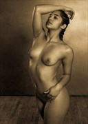 Power and Grace Artistic Nude Photo by Photographer Risen Phoenix