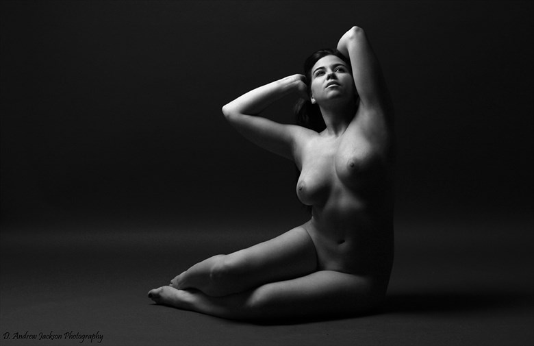 Prayer Artistic Nude Photo by Photographer Abandoned Beauty