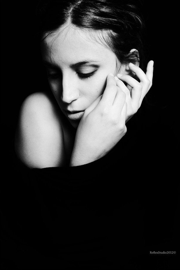 Precious Illusions Emotional Photo by Model AlevBlack