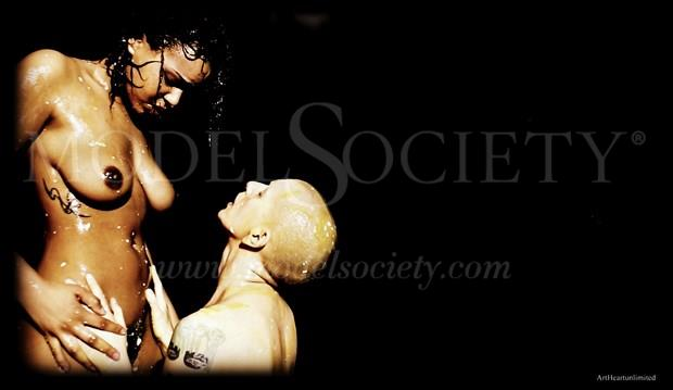 Prelude to Rapture Erotic Photo by Photographer ArtHeartunlimited