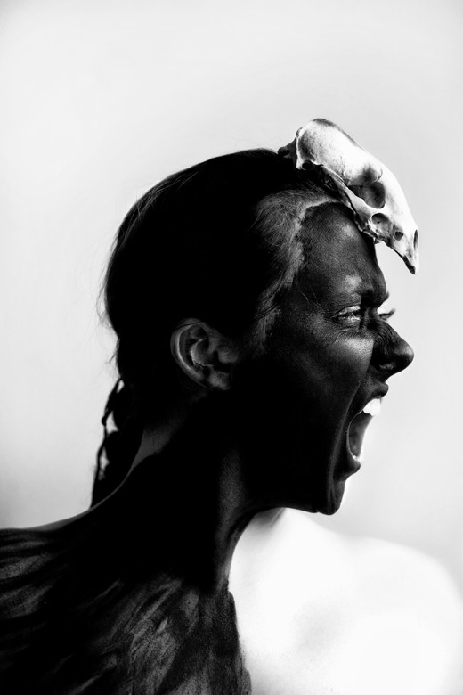 Primal Alternative Model Photo by Photographer Invisiblemartyr