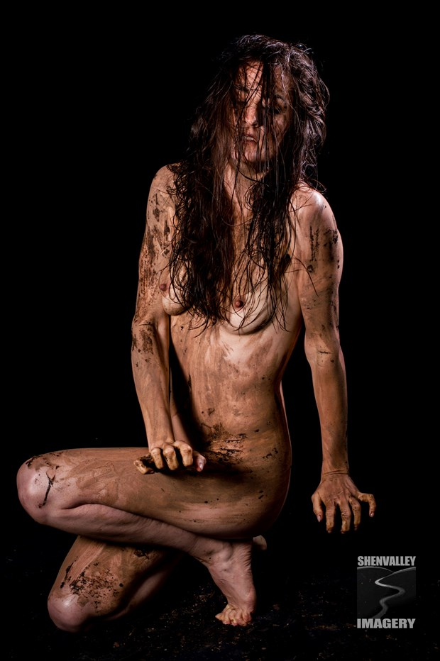 Primal Artistic Nude Artwork by Photographer ShenValley Imagery
