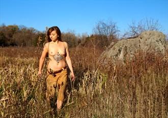 Primitive Artistic Nude Photo by Photographer Mason