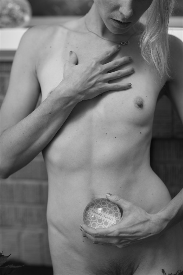 Procrastinate Artistic Nude Photo by Photographer Peter Le Grand