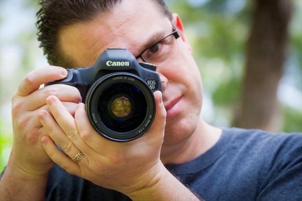 Profile pic Portrait Photo by Photographer Neil Creek