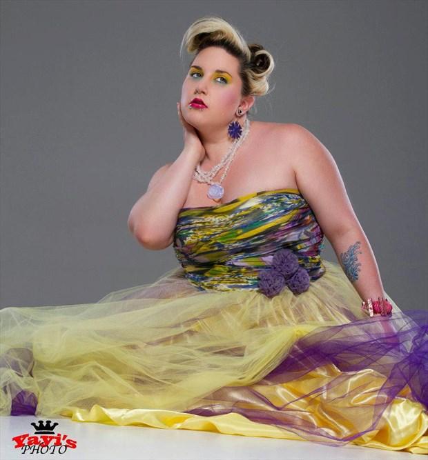 Project Cinderella  Tattoos Photo by Model Cheressa