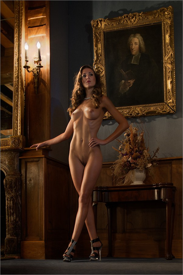 Proudly Cherished Artistic Nude Photo by Photographer Martin Zurm%C3%BChle