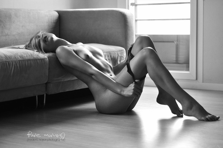 Pure morning Artistic Nude Photo by Photographer Frederic Noyon