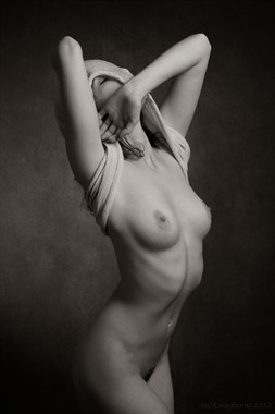 Purgatory Blind Artistic Nude Photo by Photographer Mick Waghorne
