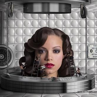 Pursuit of Perfection Surreal Artwork by Photographer Dennis Gatz