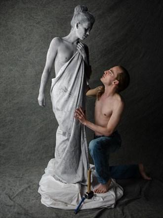 Pygmalion & Galatea Artistic Nude Photo by Photographer Utah Bohemian