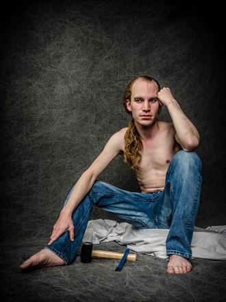 Pygmalion the Sculptor  Sensual Photo by Photographer Utah Bohemian