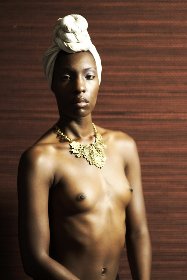 Queen Series: Beauty Artistic Nude Photo by Photographer Mshairi