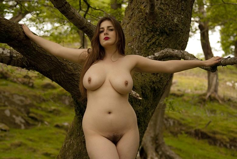 Queen of This Forest! Artistic Nude Photo by Photographer Seanartphoto