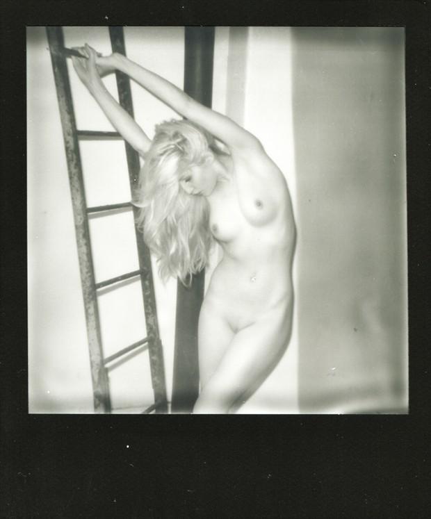 Rachelle Polaroid 4 Artistic Nude Photo by Photographer Aesir Rey