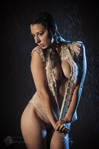 Rain Artistic Nude Photo by Photographer Incidental Pixel