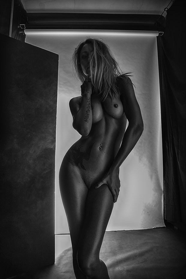Raja Implied Nude Photo by Photographer riccardo mari