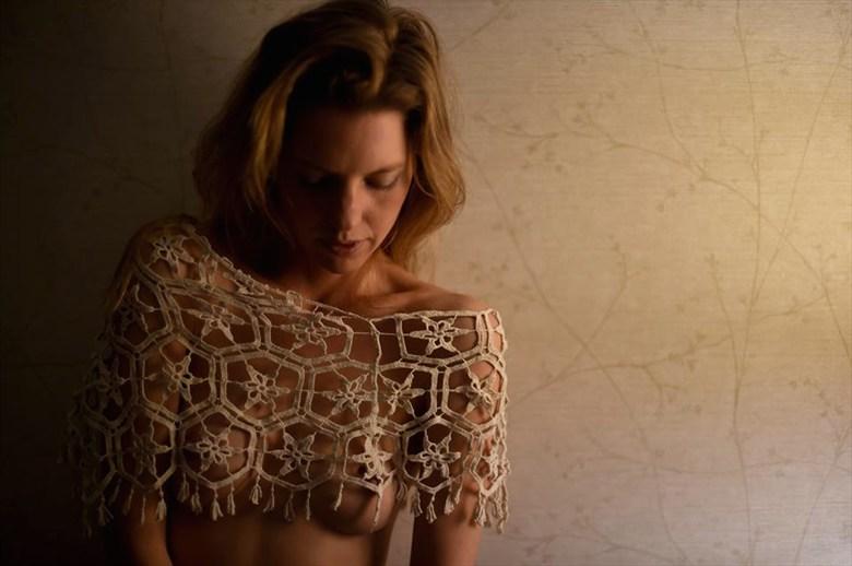 Ramy Yousseff Implied Nude Photo by Model Joanna