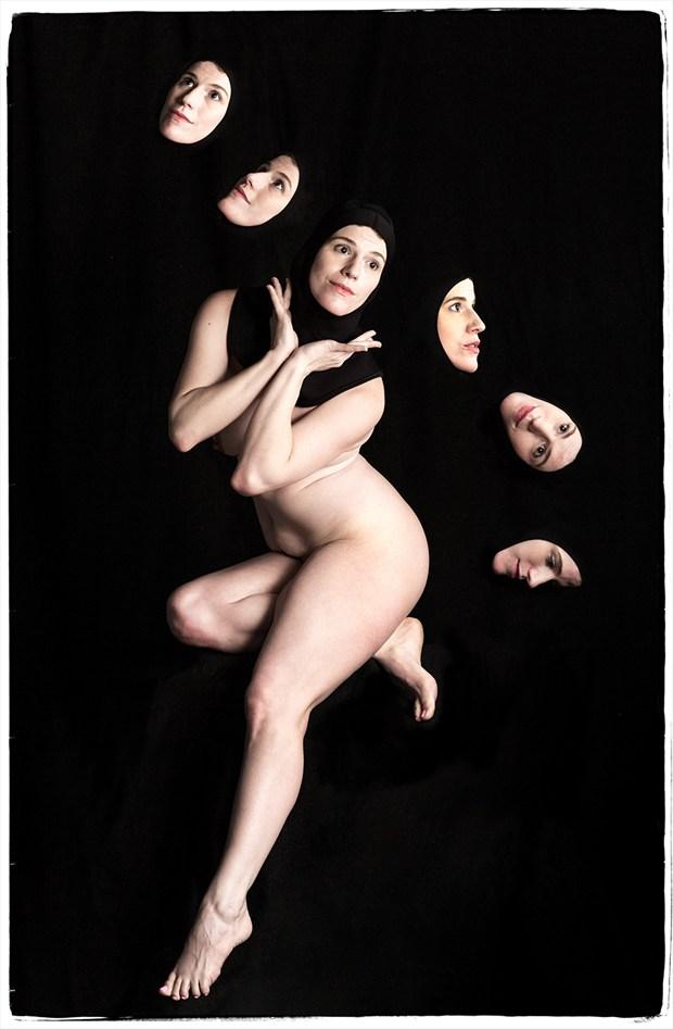 Range of emotion Artistic Nude Photo by Photographer Thomas Sauerwein