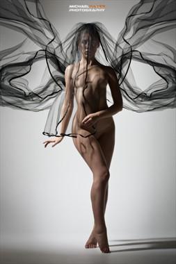 Raphaella Artistic Nude Photo by Photographer Michael