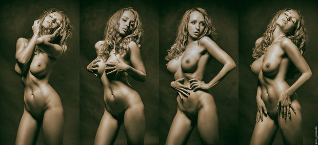 Raw   Female concerns Artistic Nude Photo by Photographer Terry King