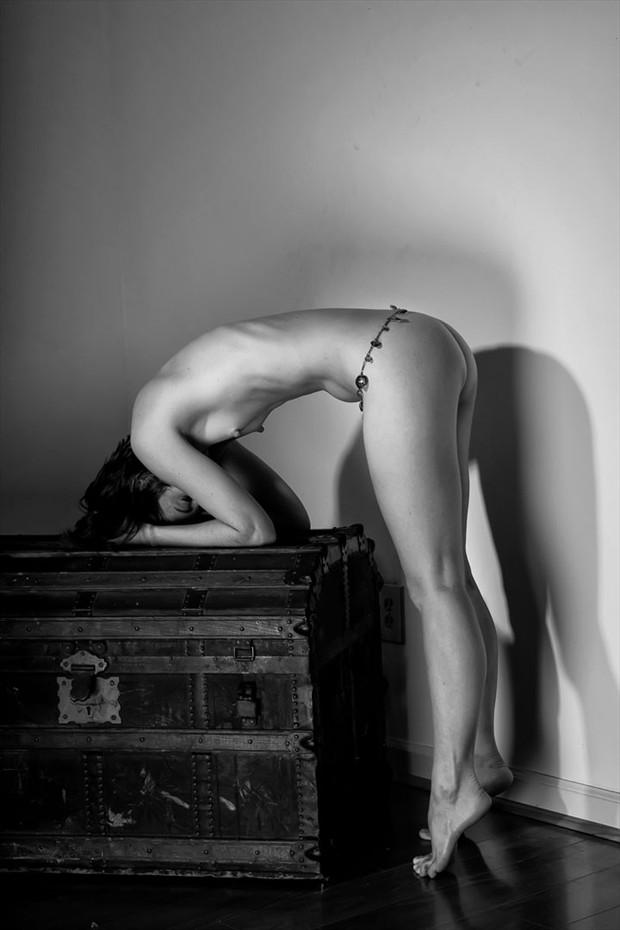 Rayne Tupelo with GBI Graphics Artistic Nude Photo by Model Rayne Tupelo