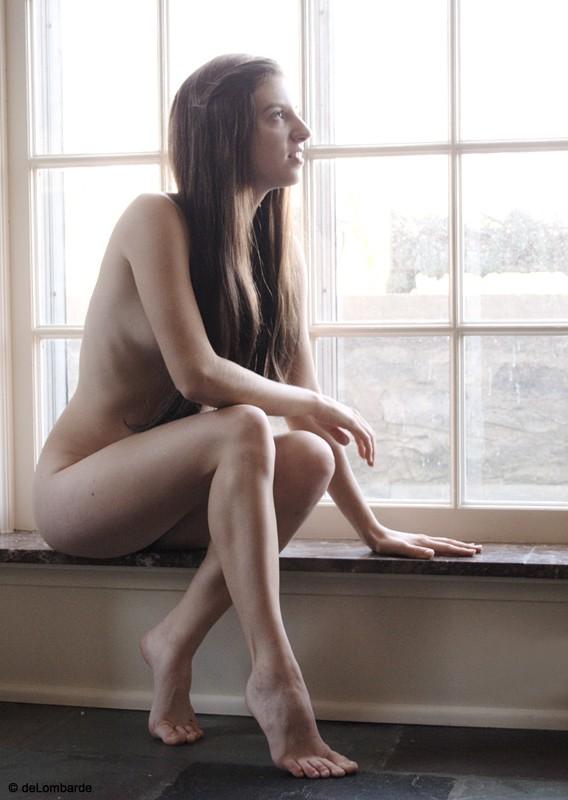 Rayne Tupelo with Tom deLombarde Artistic Nude Photo by Model Rayne Tupelo