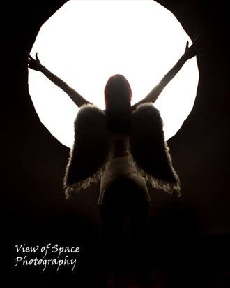 Reach for the moon Silhouette Photo by Photographer Viewofspace