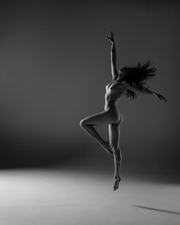 Reaching Artistic Nude Photo by Photographer Light Artistry