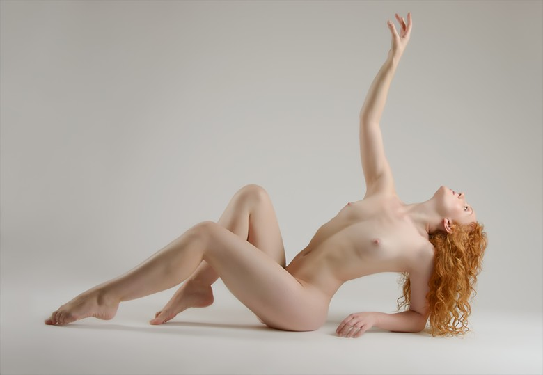 Reaching for the Light Artistic Nude Photo by Photographer Rascallyfox