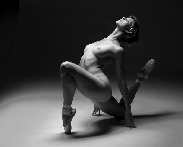 Reaching for the Light Artistic Nude Photo by Photographer milchuk