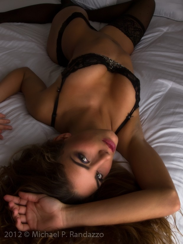Ready Sensual Photo by Photographer PhotoGuyMike