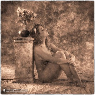 Rebecca Artistic Nude Photo by Photographer Floating World Images