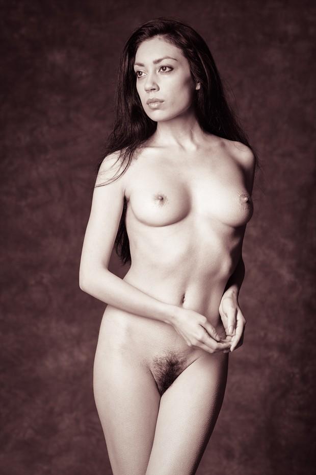 Rebecca Tun Artistic Nude Photo by Photographer Daniel Hubbert