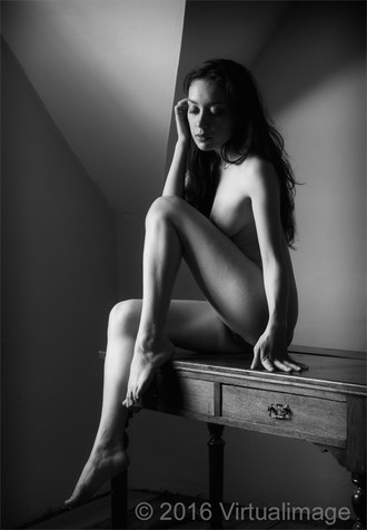 Rebecca at Sandon 02 Artistic Nude Photo by Photographer SMR art images