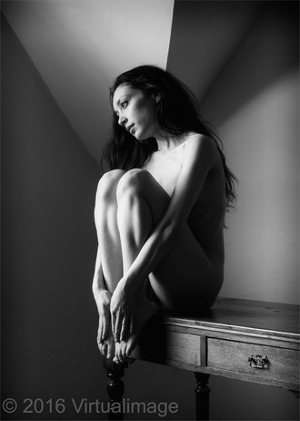 Rebecca at Sandon Artistic Nude Photo by Photographer SMR art images