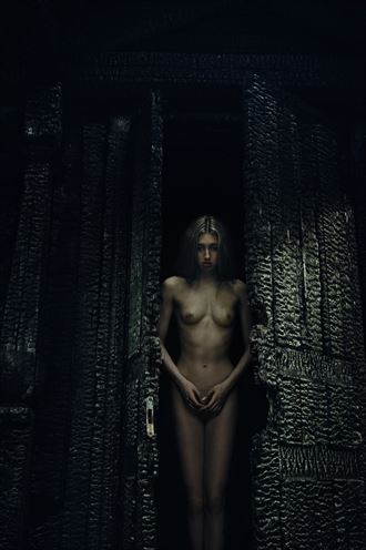 Rebirth Artistic Nude Photo by Photographer Alexandr  Kostygin