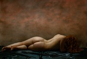 Reclining Nude Artistic Nude Photo by Photographer Ray Kirby