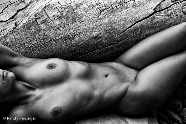 Recumbent Artistic Nude Photo by Photographer Randy Persinger