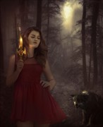 Red's Revenge Fantasy Artwork by Photographer gracefullywicked