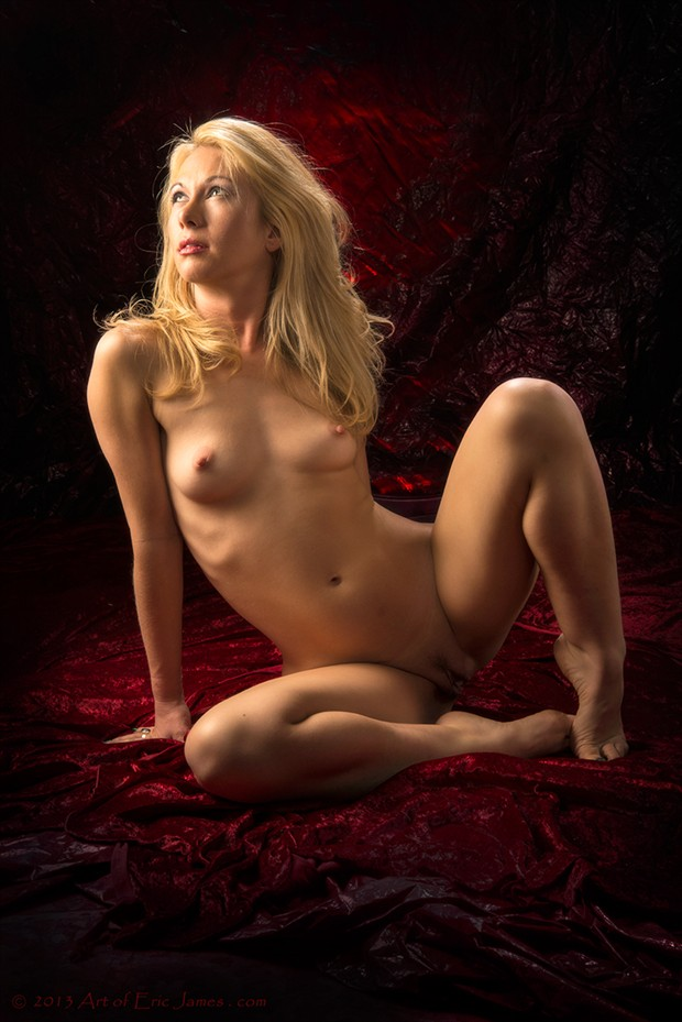 Red  Artistic Nude Photo by Photographer ArtofEricJames.com