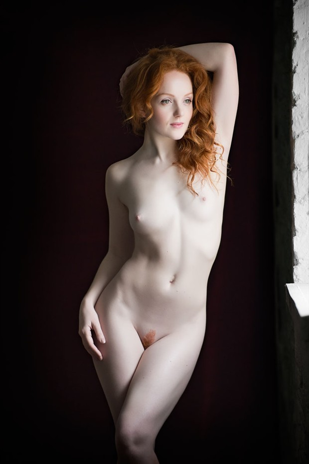 Red Artistic Nude Photo by Photographer Ciaran