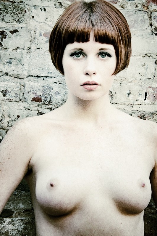 Red Haired Girl Artistic Nude Photo by Photographer Slight Of Hand Images