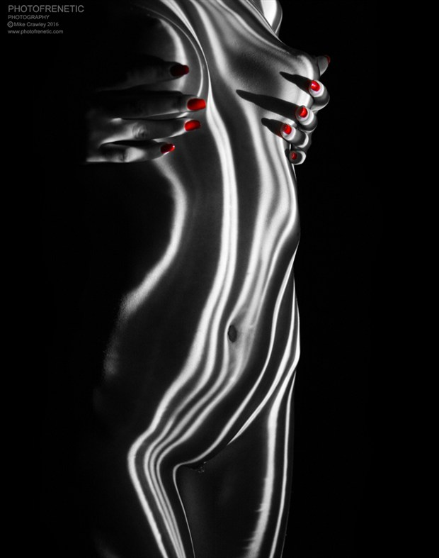 Red Nails Artistic Nude Photo by Photographer Photofrenetic
