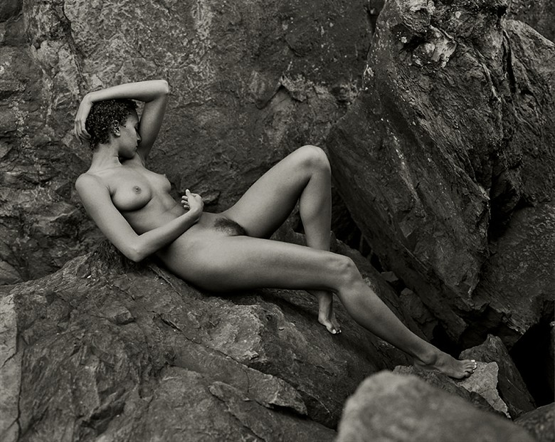 Red Rock , CA Artistic Nude Photo by Photographer Christopher Ryan