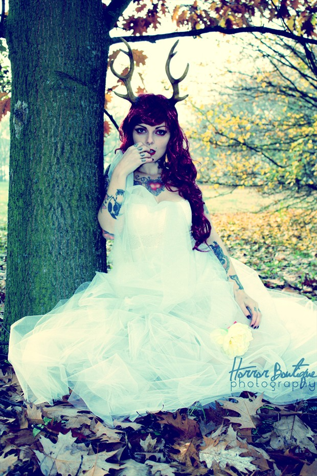 Red like Blood, White like Milk Tattoos Photo by Photographer HorrorBoutiquePh