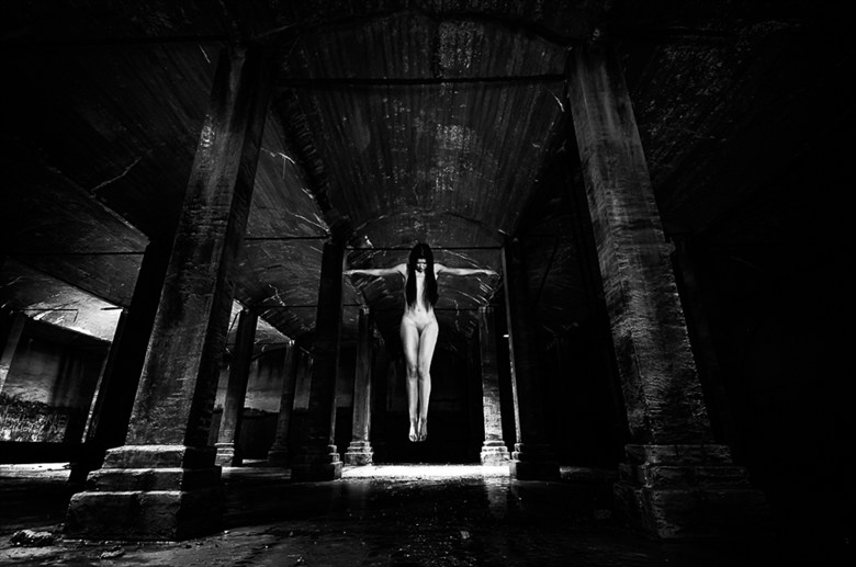 Redemption Artistic Nude Photo by Model Marmalade