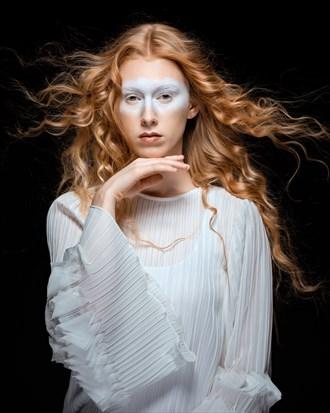 Redhead Glamour Photo by Photographer sauliuske